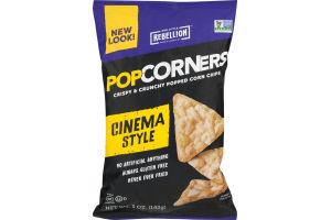 PopCorners Popped Corn Chips Cinema Style