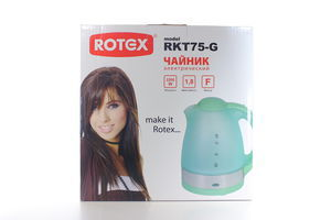 Чайник дисковый RKT75-G Rotex