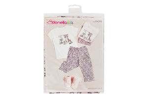 Пижама для девочки Donella 6-7лет Z3