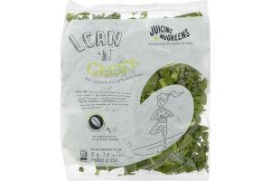 Lean 'N Green Kale, Spinach, collard and Dandelion Greens