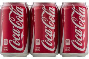 Coca-Cola - 6 CT