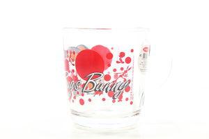 Чашка Basik з малюнком 350мл 55531