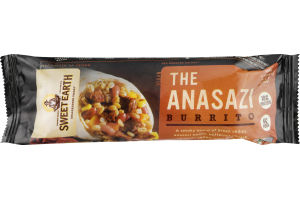 Sweet Earth Burrito The Anasazi