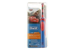 Щітка зубна електрична Oral B D12.513K (типу 3709) Cars