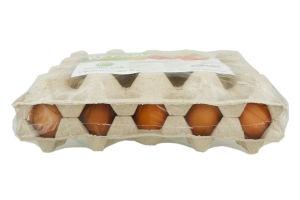 Яйця курячі Діброва Агро Крутиші 1 категорія 20шт *12