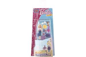 Mega Bloks Barbie Build 'n Style! - 23 Piece