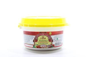 Майонез 67% Королевский Королівський смак ведро 430г