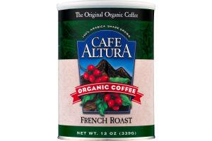 Cafe Altura Organic Coffee French Roast