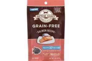 Supreme Source Grain-Free Cat Treats Salmon Recipe