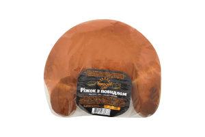 Ріжок з повидлом Переяслав хліб м/у 0.25кг