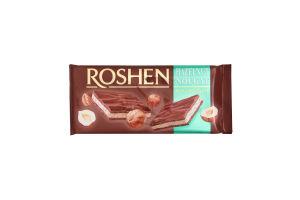 Шоколад молочный Hazelnut Nougat Roshen м/у 90г