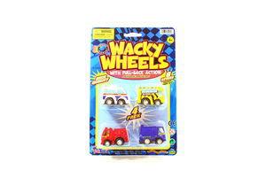 Іграшка Wacky Wheels