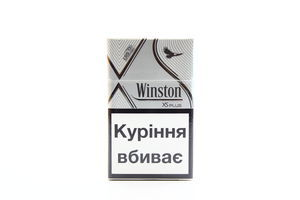 Сигарети Winston XS Plus Silver