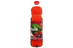 Напій безалкогольний негазований Чорний чай зі смаком лісових ягід Fuzetea п/пл 1.5л