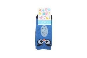 Носки детские Легка хода №9212 10-12 васильковый