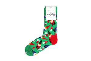 Шкарпетки жін Happy Socks різнок 36-40 GGN01-7000