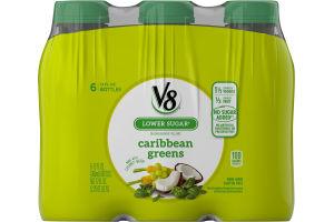 V8® Caribbean Greens, 12 oz., 6 pack
