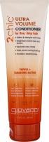 Кондиціонер для волосся з мандарином та маслом папайї Ultrа Volume Giovanni 2chic 250мл