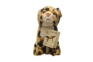 Игрушка мягкая WWF Ягуар 15см