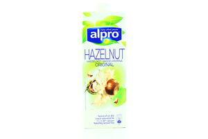 Напій фундуковий Alpro з кальцієм та вітамін 1л Бельгія