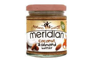 Паста Meridian из миндаля с кокосом
