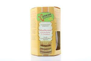 Печенье мидально-кукурузное со стевией Полезная кондитерская 300г