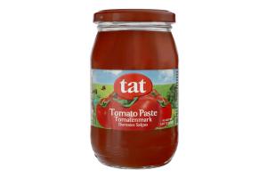 Паста томатна Tat с/б 360г