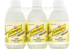 Schweppes Tonic Water Diet - 6 PK