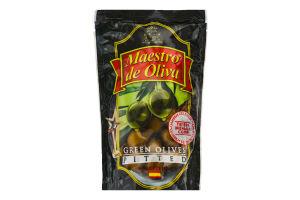 Оливки без кісточки Maestro de Oliva д/п 170г