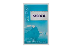 Mexx Ice Touch жін.т/вода 15мл new design