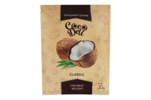 Чипсы кокосовые сладкие Coco Deli м/у 30г