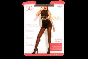 Колготки жен Glamour Positive Press 50 daino р.1/2