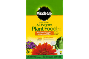 Mirale-Gro Water Soluble Plant Food All Purpose