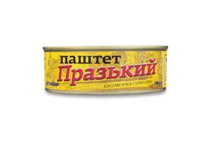 Паштет Пражский Онисс ж/б 240г