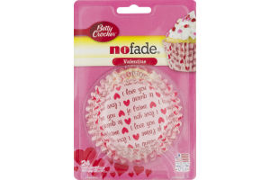 Betty Crocker Baking Cups Classic Valentine - 24 CT