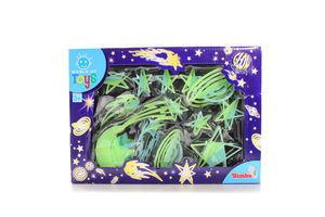 Іграшка Набір сяючих елементів Галактика 3Д