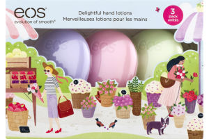 eos Hand Lotions - 3 PK