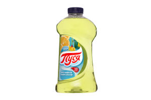 Средство моющее Пуся универсал с ароматом лимона