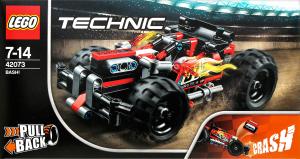 LEGO® Technic Красный гоночный автомобиль 42073