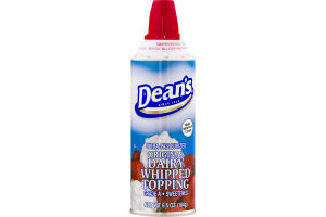 Dean's Dairy Whipped Topping Original