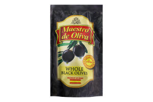 Маслини з кісточкою Maestro de Oliva д/п 170г