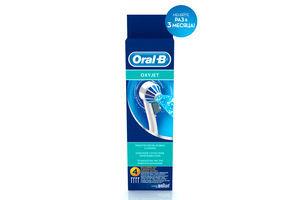 Насадки для ирригатора OxyJet Oral-B 4шт