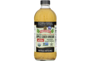 International Collection Organic Apple Cider Vinegar