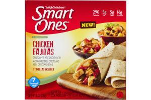 Weight Watchers Smart Ones Chicken Fajitas - 2 CT