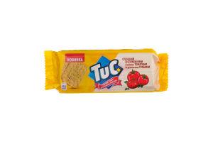 Крекер Tuc солоний з томатом та травами 105г х24