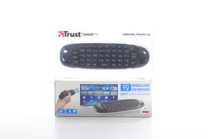 Набір клавіатура+миша Trust Wirel.keyb.