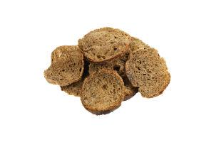 Чипсы хлебные ржано-пшеничные