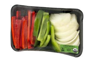 East Coast Fresh Organic Fajita Pepper & Onion