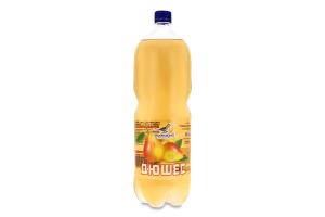 Напій безалкогольний сильногазований Дюшес Іволжанське природне джерело п/пл 2л
