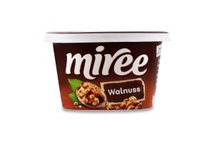 Сир 65% збитий із наповнювачем Волоський горіх Miree ст 150г